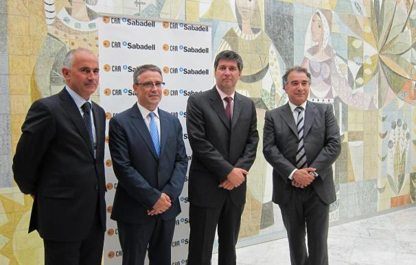 El Sabadell espera que Europa autorice la integración de la CAM antes de verano y ésta sea efectiva en diciembre