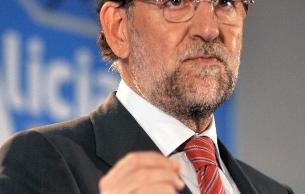 """Rajoy reúne hoy a sus barones para tratar la """"delicada"""" economía de las CCAA"""