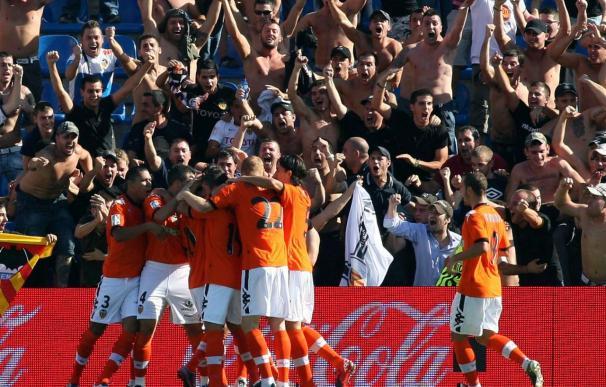El Valencia nunca se ha medido con el Logroñés en Copa