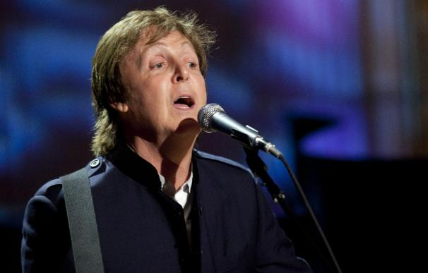 HP crea la biblioteca digital de Paul McCartney