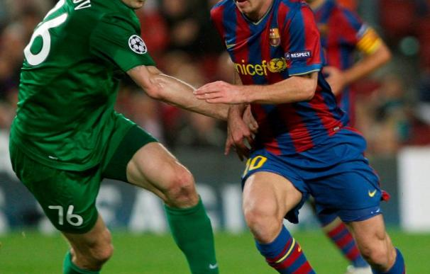 Guardiola asegura que Messi tiene opciones de jugar