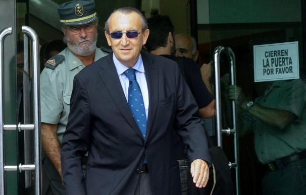 Fabra no presidirá el pleno que celebra hoy la Diputación de Castellón