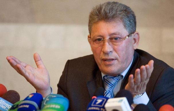 El presidente moldavo disuelve el Parlamento y convoca elecciones anticipadas