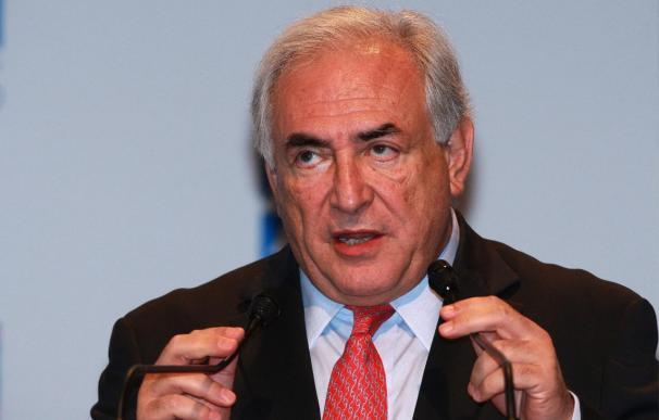 El director del FMI dice que la principal preocupación es la situación económica en Europa