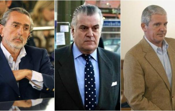 Comienza el juicio contra Correa, Bárcenas, Crespo y una decena de exaltos cargos del PP
