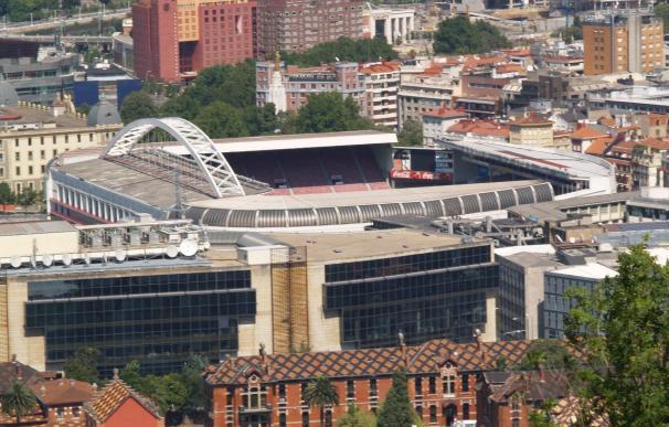 BBK pone este lunes a la venta las entradas para ver en pantallas gigantes la final de la Europa League desde San Mamés