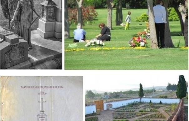 Un cementerio reconvertido en jardín público y un parque cementerio de Valencia ganan el Concurso de Adiós Cultural