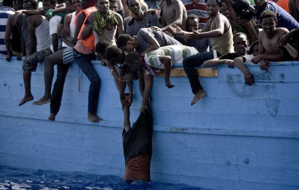 Las barcas de las muerte parten de Libia, la última estación antes de Europa