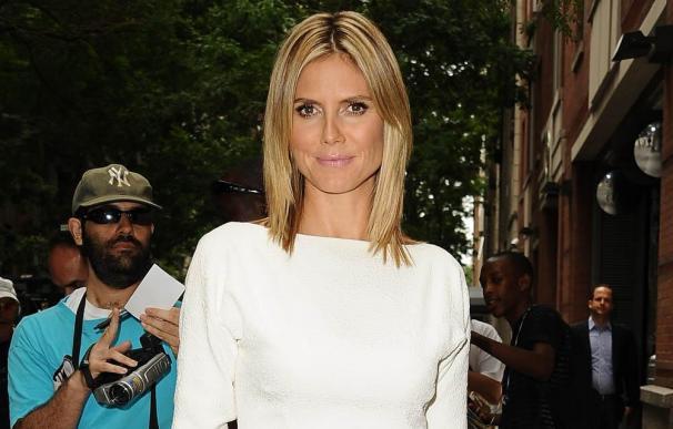 A Heidi Klum le encanta la ropa de Katie Holmes