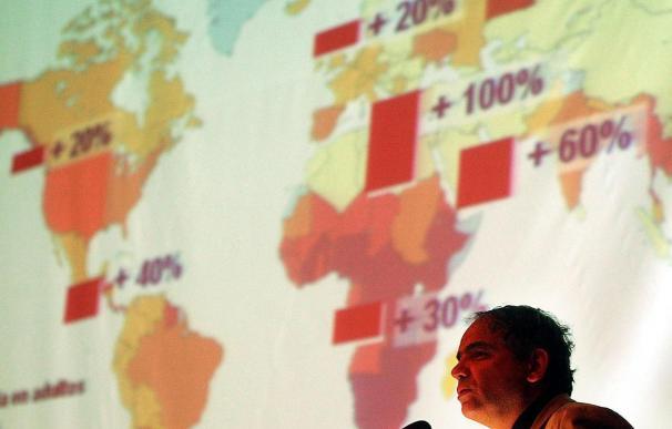 ONUSIDA alerta de que la epidemia de VIH-SIDA se expande entre los gays