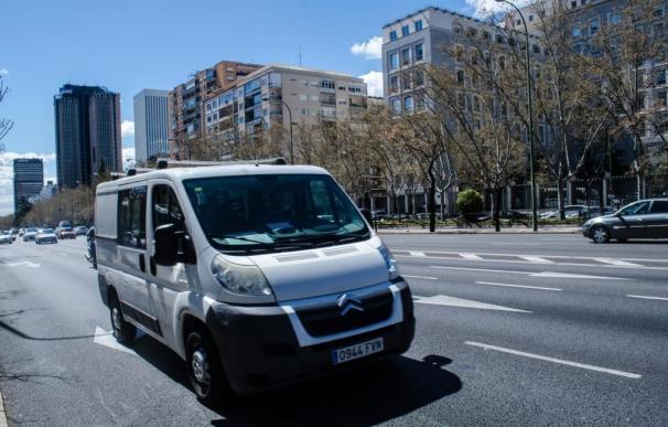 Las matriculaciones de vehículos comerciales aumentan un 13% en septiembre