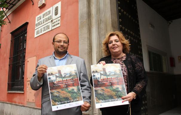"""Un certamen de pintura rápida invita a buscar """"mil rincones por pintar"""" en Alhama de Granada"""
