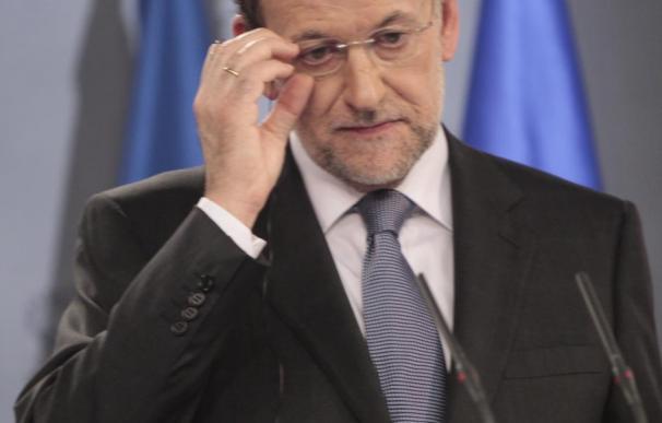 Rajoy no descarta inyectar dinero público en algún banco si es preciso