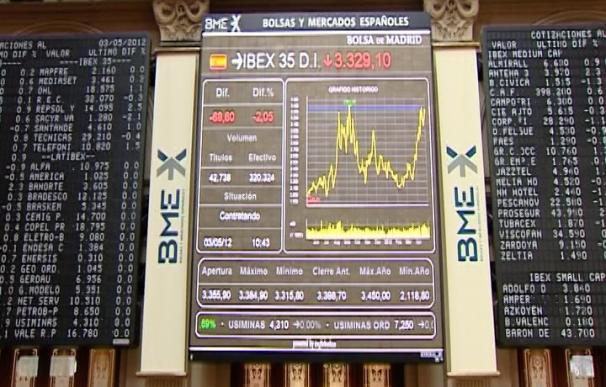 Las compañías del Ibex 35 doblan la autocartera en 2011