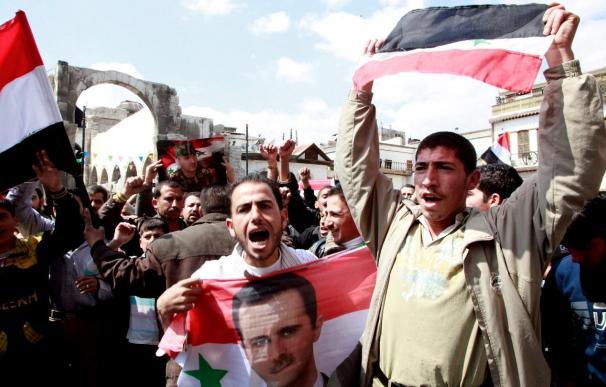 Dos periodistas de televisión de Reuters están desaparecidos en Siria