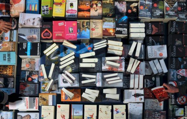 Nutrida participación de españoles en la Feria del Libro Infantil de Bolonia
