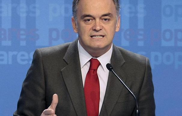 González Pons resalta la importancia de Extremadura para el PP