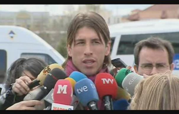 "Ramos: ""Prefiero venir a la selección que tener días de descanso"""