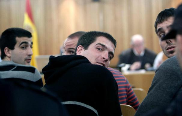 """El exjefe del """"comando Vizcaya"""" dice que en el vídeo repite lo que la Policía le obligó a confesar"""