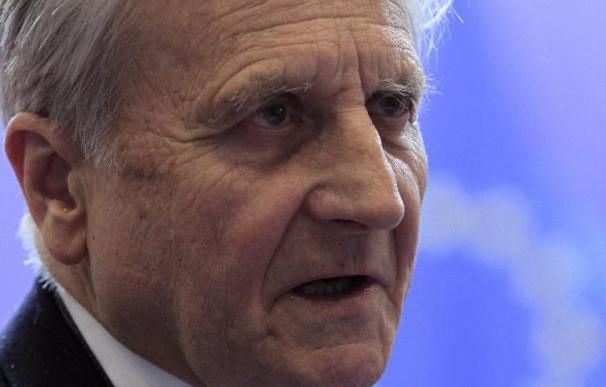 Trichet pide sanciones más automáticas en el Pacto de Estabilidad