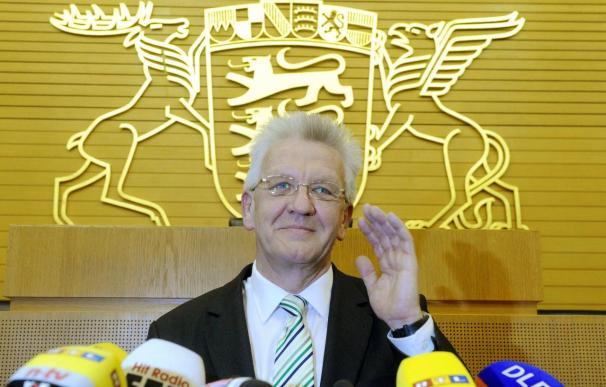 Los resultados finales confirman el triunfo verde en los comicios regionales alemanes