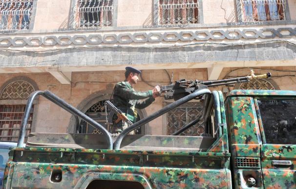 Mueren 34 personas por una explosión en una fábrica de armas en el sur de Yemen