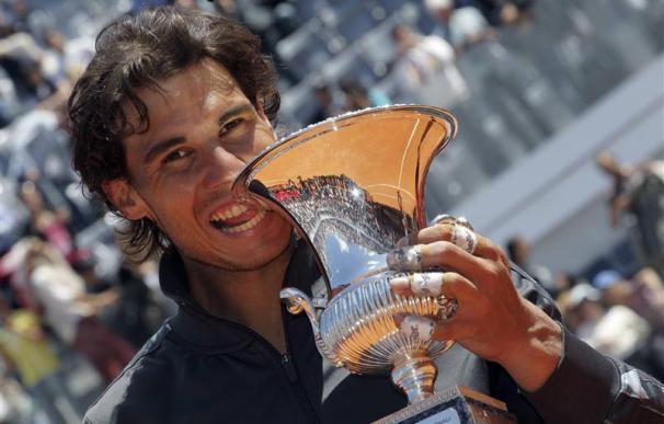 Nadal derrota a Djokovic y recupera el cetro en Roma