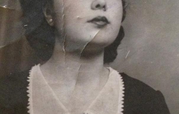 Maria José del Pino Ferrer a los 17 años