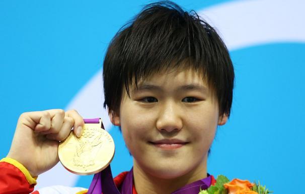 Londres 2012. Shiwen Ye asombra al mundo en los Juegos Olímpicos