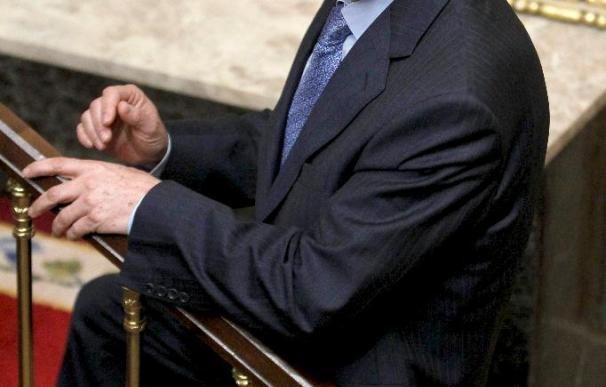 """Bono dice que ETA """"se alegra"""" cada vez que el PSOE y el PP se enfrentan por el terrorismo"""
