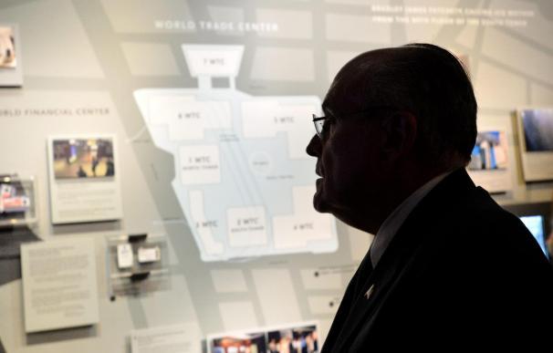 El exalcalde de Nueva York Rudolph Giuliani da su apoyo a Vidal-Quadras (Vox)