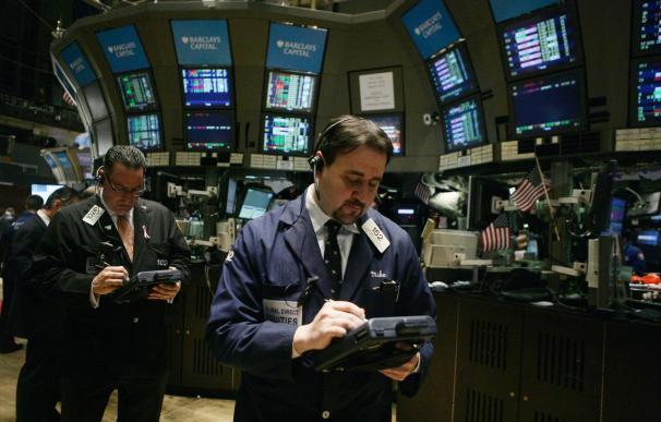 Wall Street anota su mejor primer trimestre desde 1998