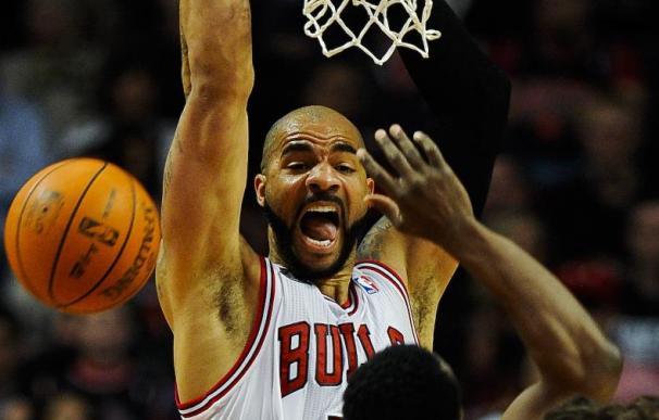91-108. Boozer mantuvo a los Bulls firmes como líderes de la Conferencia Este