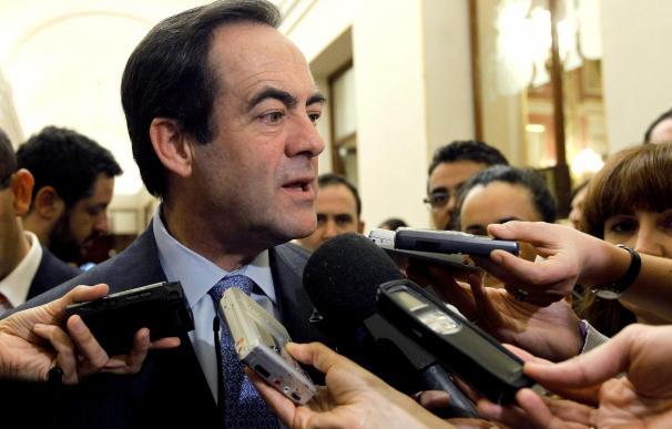 """Bono dice que Zapatero """"es fijo en la quiniela"""" tras reunirse con Blanco"""