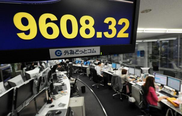 El Nikkei avanza por segunda sesión consecutiva