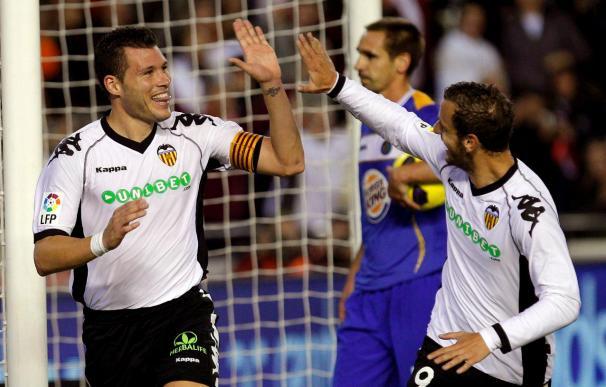 El Valencia tratará de olvidar su última derrota en Getafe