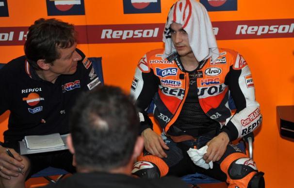 Dani Pedrosa volverá a ser operado de su lesión en el hombro izquierdo tras el GP de Jerez