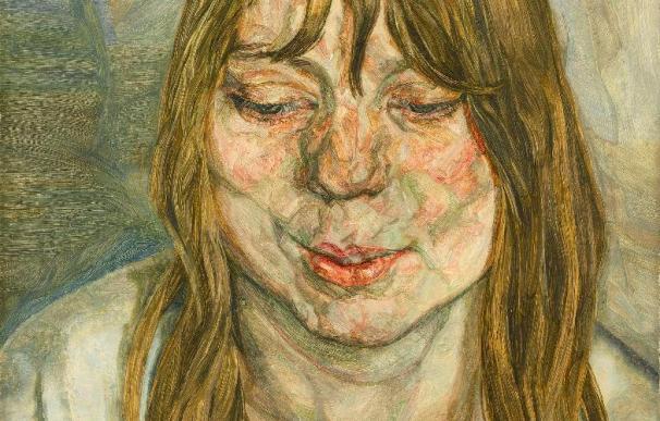 Subastan el retrato que Lucian Freud dedicó a Suzy Boyt