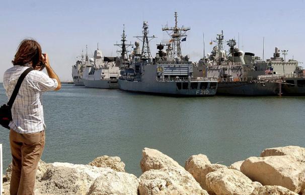 El Gobierno informó a Griñán sobre la utilización de las bases de Rota y Morón