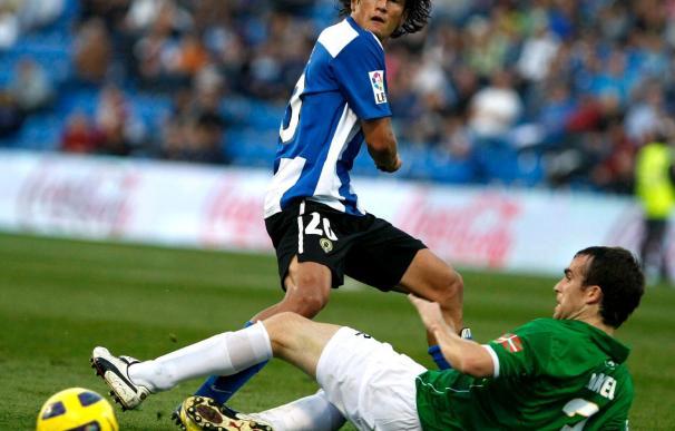El Hércules sólo ganó en una de sus veinte visitas en Liga ante la Real