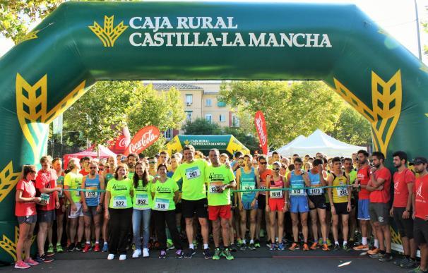 """La IV Carrera Solidaria de Caja Rural C-LM """"supera expectativas"""" con más de 1.700 corredores y 18.500 euros recaudados"""