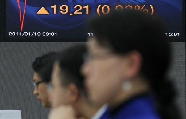 La Bolsa de Seúl supera los 2.000 puntos gracias a bajada en precio del crudo