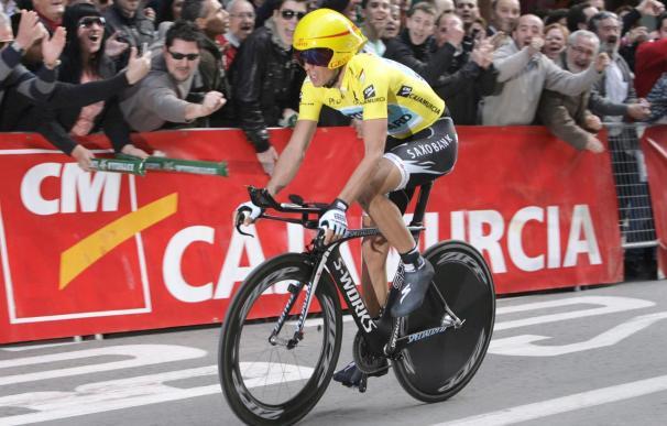 """Contador llega con """"ganas"""" a la Volta, pese a que el recorrido no le favorece"""