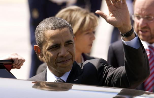 Obama insiste en que Muamar el Gadafi debe marcharse