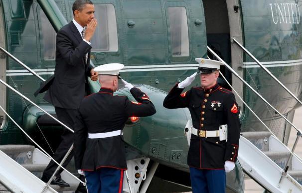 Barack Obama dice que El Salvador es un ejemplo de reconciliación nacional