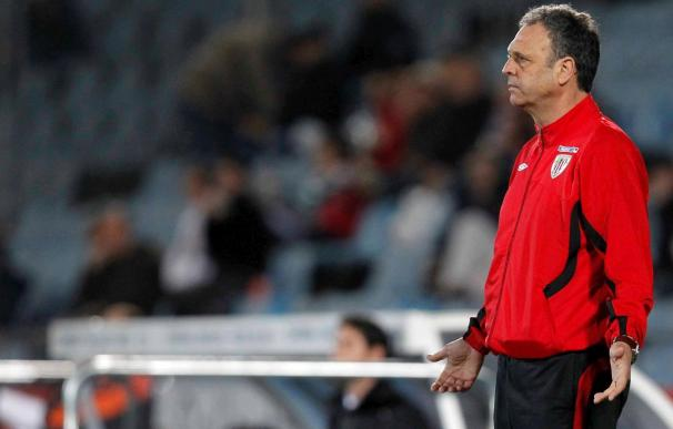 El Athletic de Caparrós sólo suma el 13 por ciento de los puntos ante los cuatro primeros
