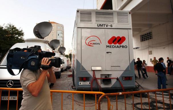 Mediapro anuncia que recurrirá la sanción impuesta por Competencia