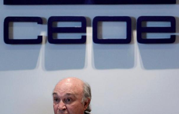 La CEOE dice que mañana se sabrá si se puede pactar la negociación colectiva