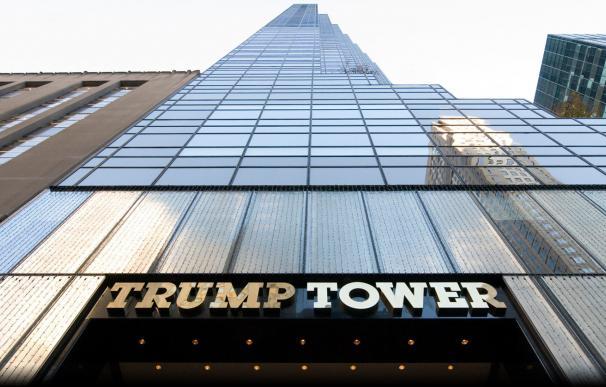 Trump Tower, un emblema de Nueva York.