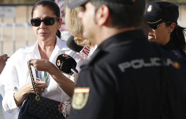 Isabel Pantoja y Julián Muñoz llegan al juicio por blanqueo